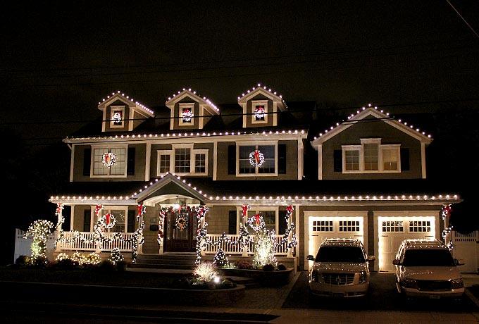 Residential Christmas Displays Christmas Lights Installers